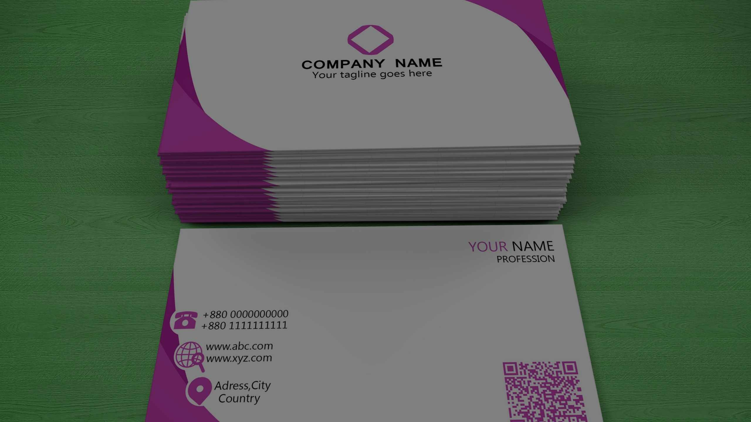 100 Business Cards For $19.09‬