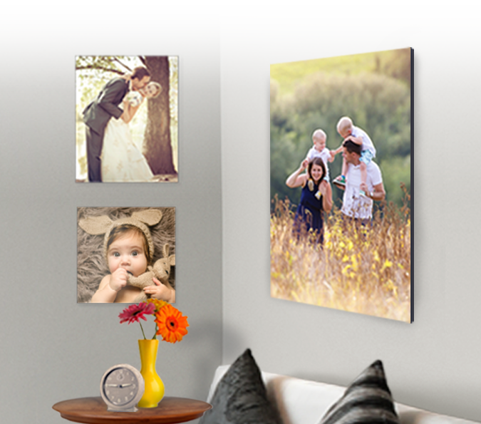 Mounted Wall Prints
